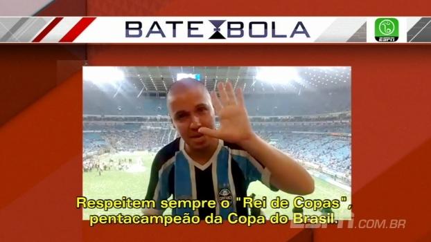 Da Arena Grêmio para o BB na Veia: Blogueiro do Grêmio fala sobre título; Veja!