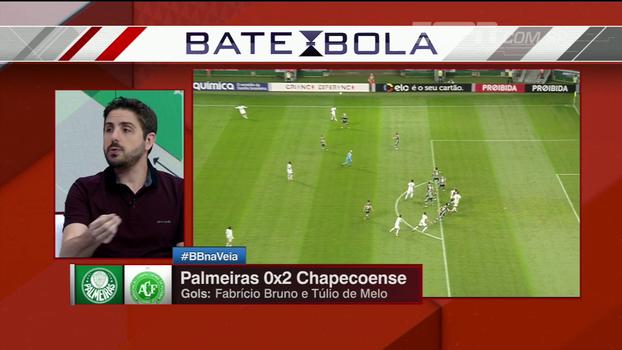 Nicola destaca falta de criatividade do Palmeiras contra a Chape