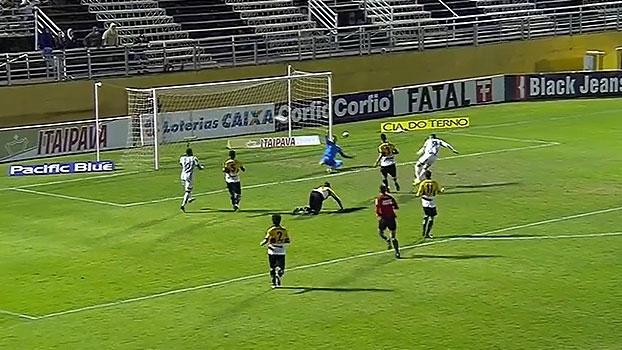 Série B: Gols de Bragantino 2 x 0 Criciúma