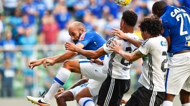 Brasileiro: Gols de Cruzeiro 2 x 2 Coritiba