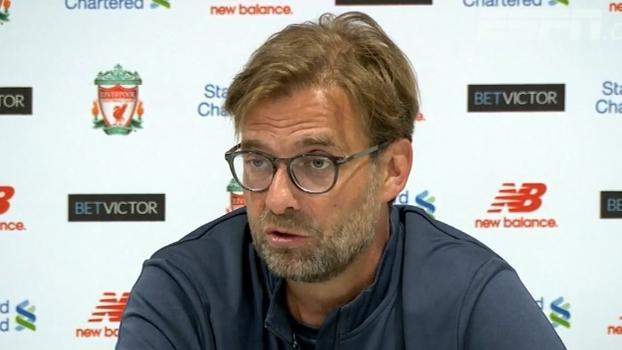 Klopp se diz ansioso para Champions: 'Precisamos evoluir para estarmos perto dos melhores'