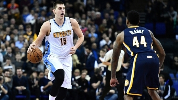 NBA: Lances de Indiana Pacers 112 x 140 Denver Nuggets