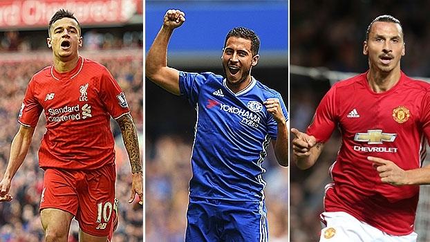 Resumo da Premier League: Tridente do Liverpool voando baixo, Chelsea sem perder e o gol 25 mil da l