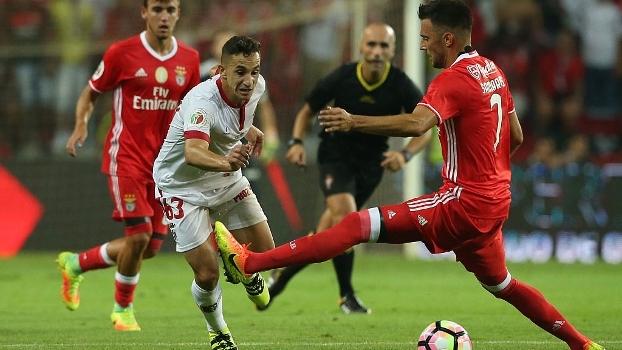 Supertaça de Portugal(final): Gols de Benfica(campeão) 3 x 0 Braga