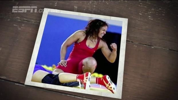 Rebelde na infância, ela se encontrou no wrestling e foi vice-campeã mundial. Hoje, quer mudar a vida de outras pessoas
