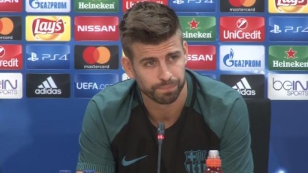 Piqué dispara contra críticos e mantém decisão de deixar seleção espanhola