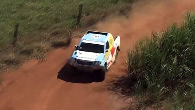 Variações de terreno no 6º dia do Rally dos Sertões 2015; veja o resumo da etapa