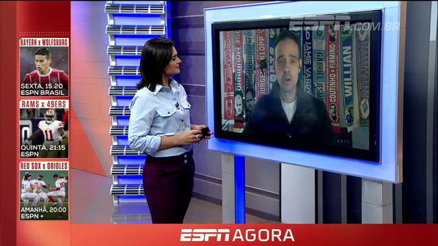 João Castelo Branco traz expectativa de Liverpool e Chelsea para jogos da Copa da Liga Inglesa