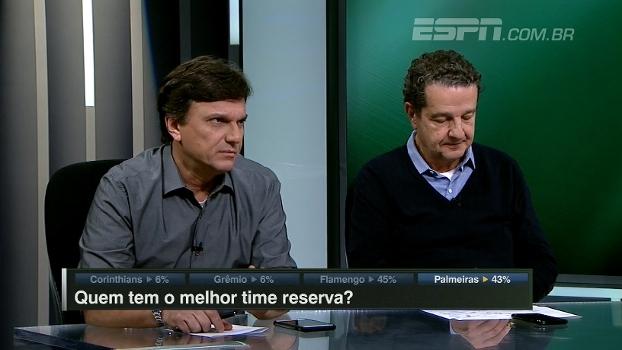 Mauro alerta para a grande dificuldade do Flamengo diante de defesas fechadas