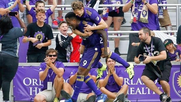 Veja o gol da vitória do Orlando City sobre o LA Galaxy