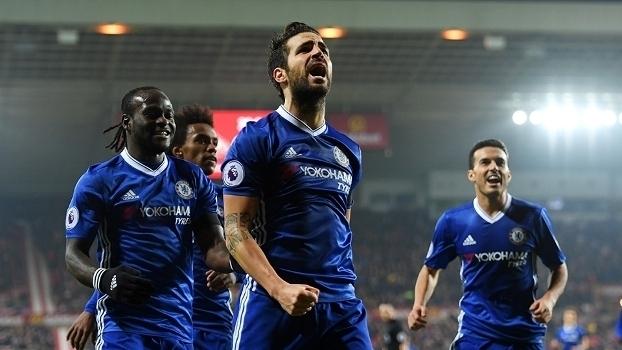 Premier League: Gol de Sunderland 0 x 1 Chelsea