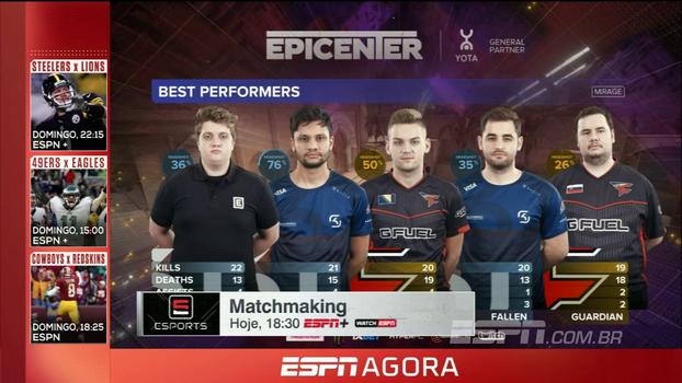 Saiba como foi a vitória da SK Gaming, classificada para a semifinal da Epicenter