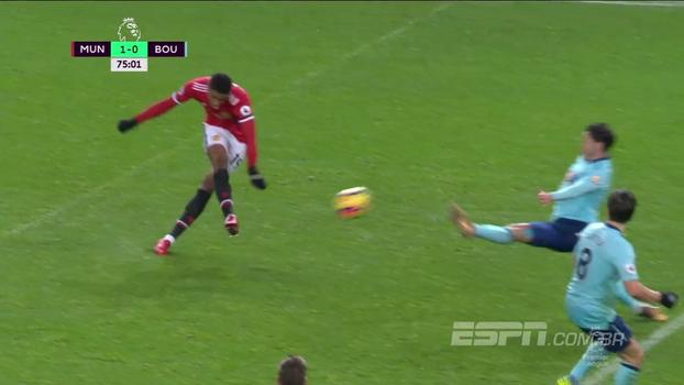 Premier League: Melhores momentos de Manchester United 1 x 0 Bournemouth