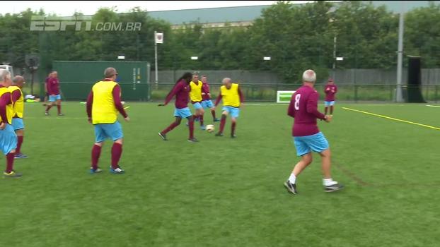 Conheça o 'Walking Football', iniciativa que está salvando homens na Inglaterra proporcionando uma vida ativa