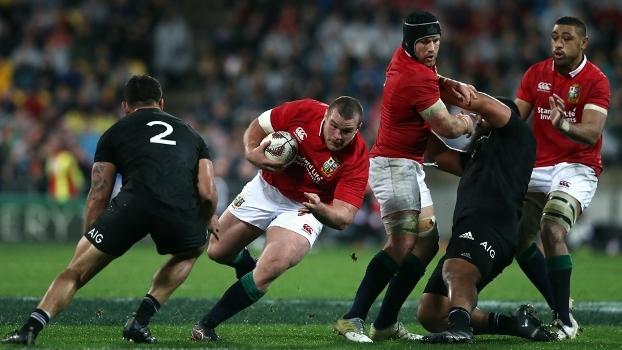 Nova Zelândia é derrotada em casa de virada pelos British and Irish Lions