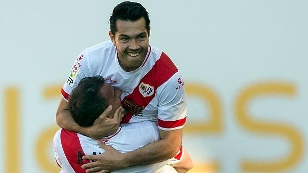 Assista aos melhores momentos da vitória do Rayo Vallecano sobre o Villarreal por 2 a 1