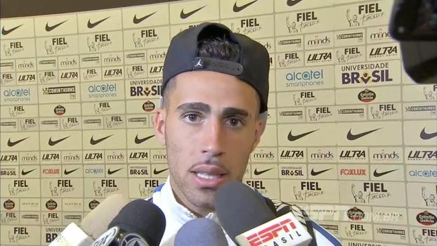 Gabriel vê 'resultado satisfatório' e destaca entrega: 'Essa faísca também ganha jogo'