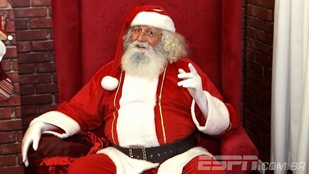 Papai Noel pensa em presentes para os clubes e sugere Schweinsteiger para Dorival Jr.