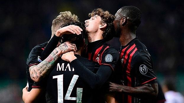 Italiano: Melhores momentos de Milan 1 x 0 Genoa