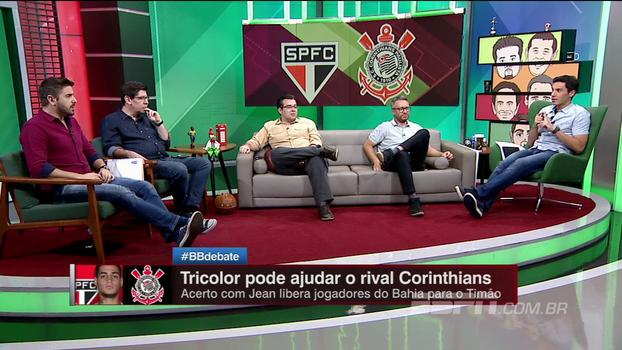 Entenda como a negociação de São Paulo com Jean, goleiro do Bahia, pode ajudar o Corinthians