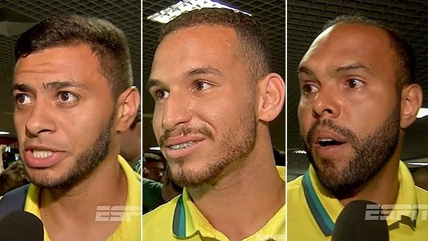 Com 'caras novas', Palmeiras se prepara para encarar o Vitória em Salvador