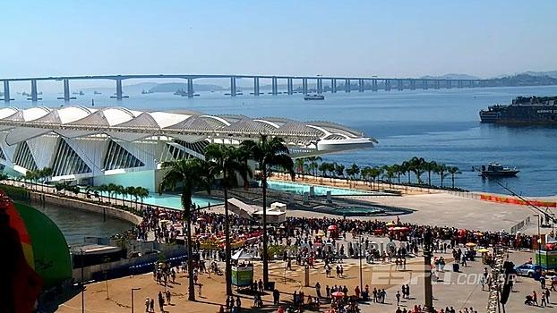 Ambiente olímpico mostra lado do Rio de Janeiro que poucos conheciam e encanta turistas