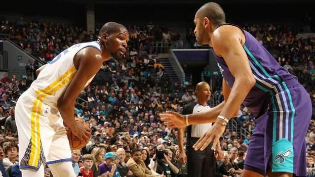 NBA: Melhores momentos de Charlotte Hornets 87 x 101 Golden State Warriors