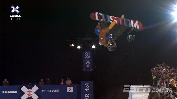 Com manobra 1440º, Ayumu Hirano conquista o ouro no Snowboard SuperPipe