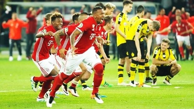 Veja os melhores momentos de Bayern de Munique 0 (4)x(3) 0 Borussia Dortmund
