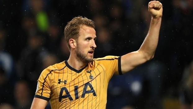 Assista aos melhores momentos da vitória do Tottenham sobre o Leicester por 6 a 1