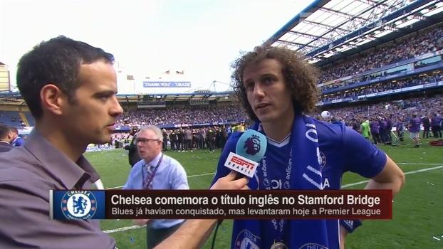 Após título inglês, David Luiz fala sobre conquista e retorno à seleção: 'Trabalhei duro para isso'