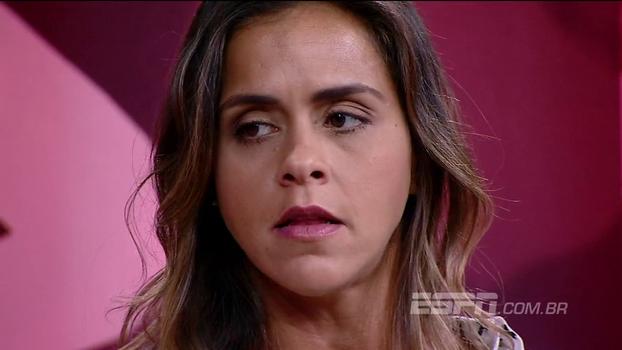 No Olhar espnW, Fernanda Nunes relata 'montanha-russa' e diz: 'O esporte faz uma limpeza mental'