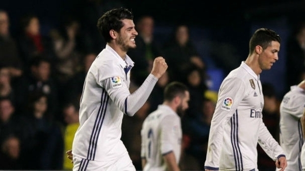 LaLiga: Gols de Villarreal 2 x 3 Real Madrid