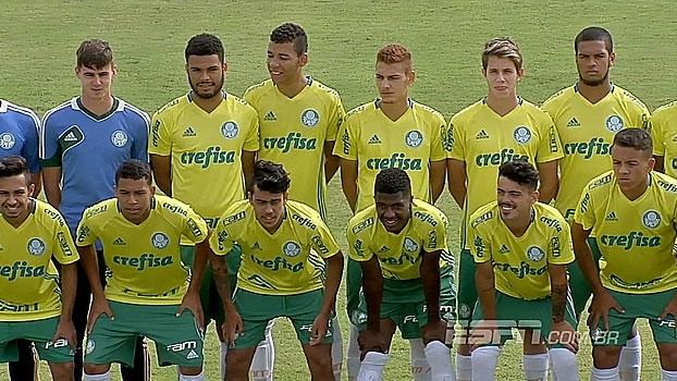 Com caso Gabriel Jesus como exemplo, base do Palmeiras se prepara para Copinha