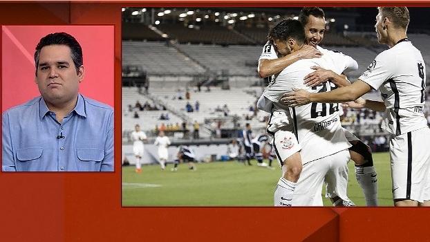 Bertozzi não vê Corinthians pronto, mas elogia começo de pré-temporada