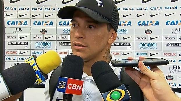 Giovanni Augusto confirma que não quis jogar no Inter: 'Ainda posso ser ídolo no Corinthians'