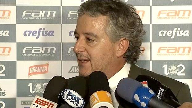 Paulo Nobre fala sobre título de 1951 do Palmeiras: 'Não tem o que discutir'