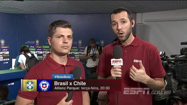 Escalação e testes de Tite: Flavio Ortega e Gustavo Hofman trazem informações da seleção brasileira deste domingo