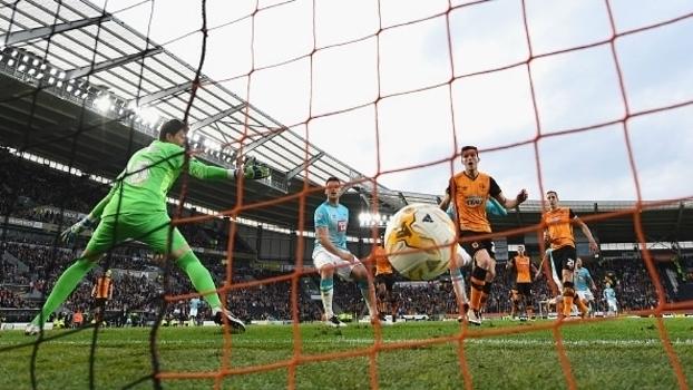 Veja os melhores momentos da vitória do Derby County sobre o Hull City por 2 a 0 pela segunda divisão inglesa