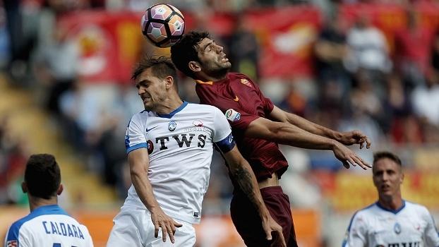 Italiano: Melhores momentos de Roma 1 x 1 Atalanta