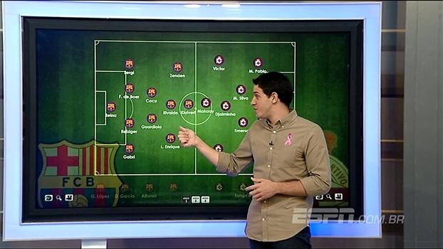 Rafa Oliveira relembra a primeira vez que o Deportivo venceu o Barcelona no Camp Nou