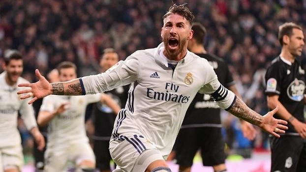 LaLiga: Gols de Real Madrid 3 x 2 Deportivo La Coruña