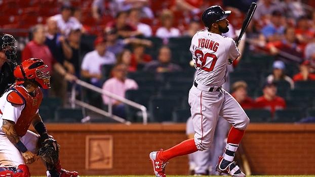 Red Sox conseguem virada e vencem Cardinals na 13ª entrada