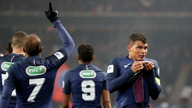 Veja os gols da vitória do Paris Saint-Germain sobre o Bastia por 7 a 0