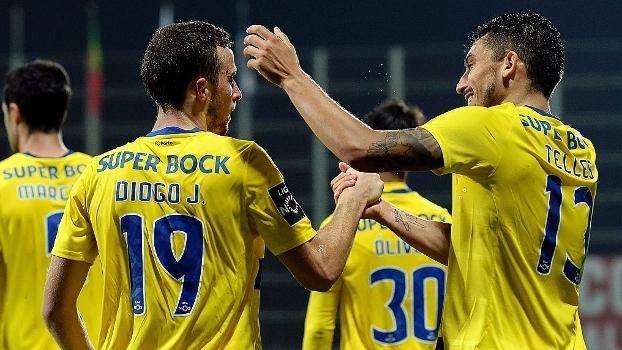 Português: Gols de Nacional da Madeira 0 x 4 Porto