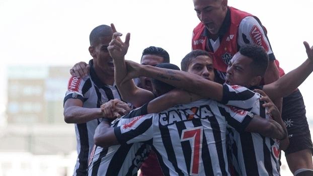 Veja os gols de Atlético-MG 2 x 1 Cruzeiro