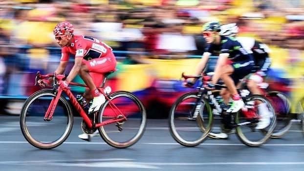 Nairo Quintana é campeão da Volta da Espanha; veja como foi a última etapa