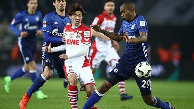 Colônia só empata com Schalke e perde chance de entrar na zona de classificação à Europa League