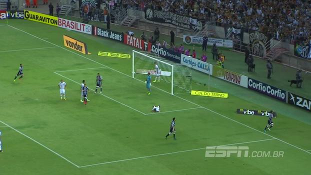 Assista ao gol de Ceará 1 x 0 ABC