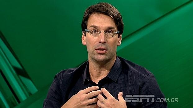 Arnaldo destaca peças de reposição, mas avalia: 'Palmeiras não tem ninguém no nível do Dudu'